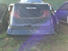 peugeot 309 gti goodwood all 309 5 door tailgate / bootlid in blue